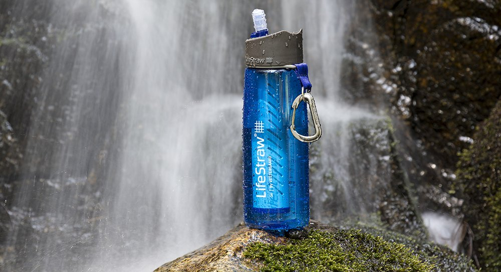 LifeStraw Go Environment HD Water 1000