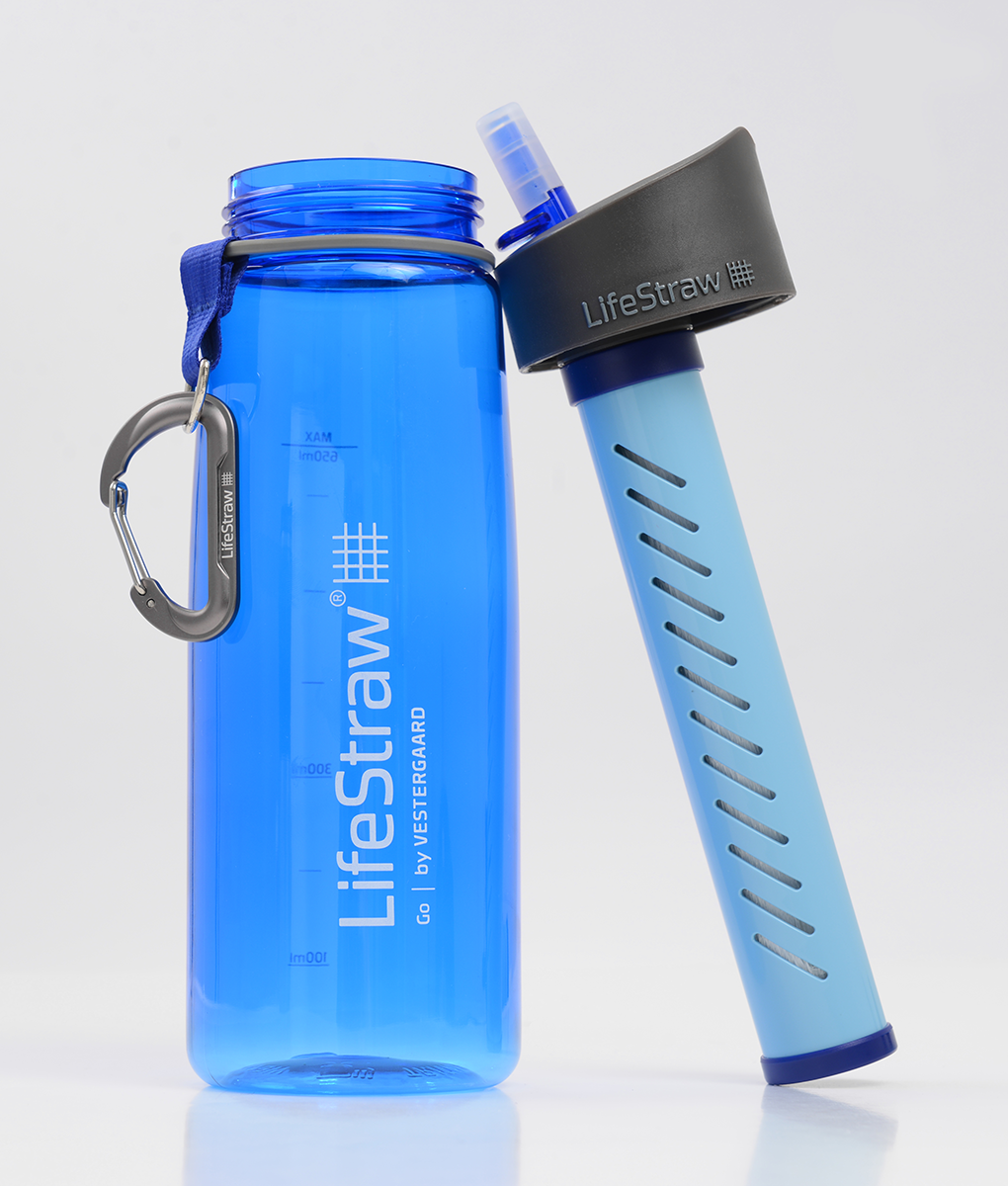 Essential Survival Tools – LifeStraw Go Water Bottle and Filter