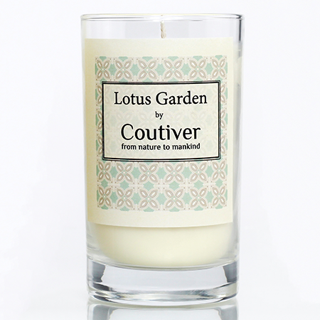 organic candle lotus garden coutiver single 450x450