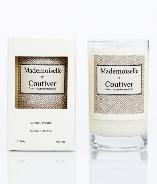 organic candle mademoiselle coutiver 800×941