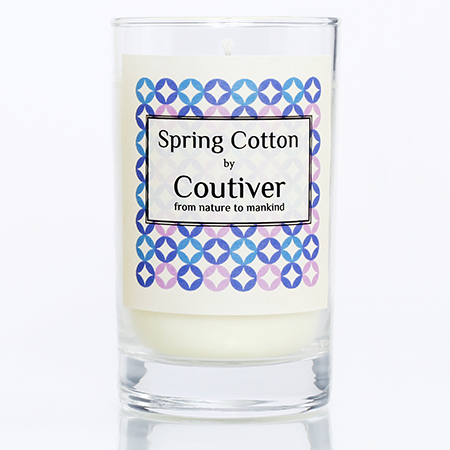 organic candle spring cotton coutiver single 450x450