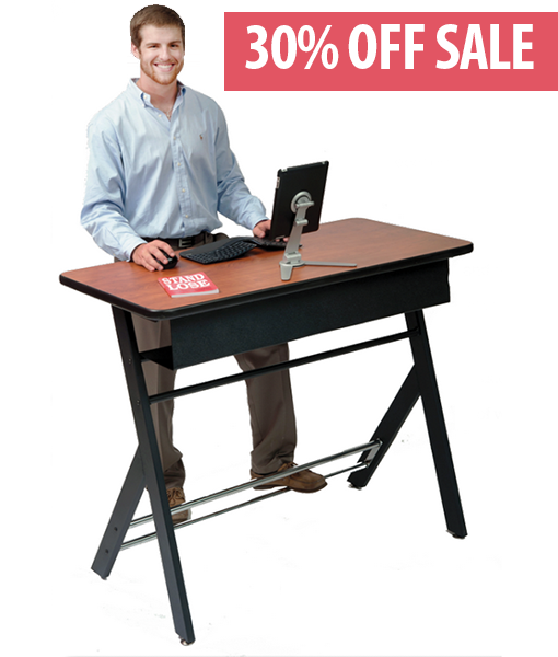 Healthy Standing Office Desk 30 Off Natural Society Shop
